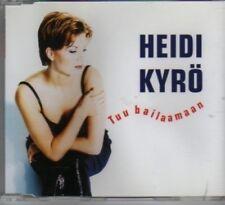 (BB899) Heidi Kyro, Tuu Bailaamaan - 1997 CD