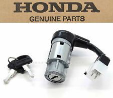 New Genuine Honda Ignition Key Switch CH80 Elite Scooter 1985-2007 OEM Part #F70