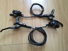 Shimano deore Xt BL-T8000 Brake Set.Long Brake Lever! For Hybrid Bike 2017 Mod