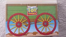 Disney Toy Story Fold Out Play Set With Fold Out Car