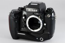【Excellent++++】Nikon F4s 35mm SLR Camera body Late model w/MB-21 from Japan #84
