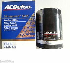 Genuine ACDelco UPF2 Ultraguard Engine Oil Filter BOX OF 6. wholesale Lot. (33)