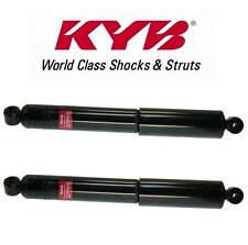 Chevy GMC C4500 C5500 2003-2009 Set of 2 Rear Shock Absorbers KYB Excel-G 346603
