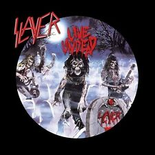 SLAYER - Live Undead / Haunting The Chapel  [Ltd.Digi] DIGI