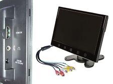 MONITOR 7' POLLICI HDMI LCD AUTO VIDEOSORVEGLIANZA 2