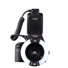 YONGNUO YN-14EX TTL Macro Ring Flash Light for Canon 5D3 7D 6D 60D 50D 20D 30D