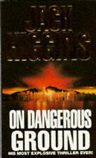 On Dangerous Ground by Jack Higgins (Paperback, 1995)