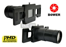 BOWER Slide Copier Duplicator FOR  for SONY a55 a35 a580  DSLR 18-55mm 18-70mm