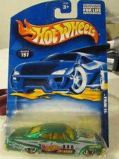 Hot Wheels '65 Impala Hotwheels.com #197 Green
