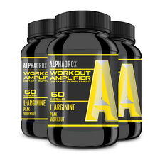 ALPHADROX Workout - Buy 2 Get 1 FREE - EXPLOSIVE WORKOUTS-Start Shredding Today!