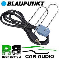 BLAUPUNKT Bronx MP75 CD Car MP3 iPod iPhone Aux In Input 3.5mm Jack Cable Lead