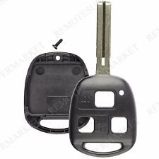 Replacement for Lexus ES330 LS430 SC430 Remote Car Key Fob Shell Case