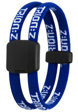 Trion Z Dual Magnetic Therapy Ionic Wristband Bracelet Blue Size Small  NEW!!
