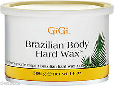 14oz GIGI Brazillian Body Hard Wax 0899 Body Bikini Hair Waxing NO STRIPS NEEDED