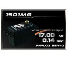 SERVO ANALOGICO 17 kg HIGH SPEED POWER HD INGRANAGGI IN METALLO HIMOTO HD-1501MG
