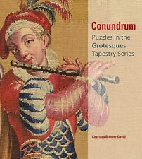 Conundrum : Visual Puzzles Within the Grotesques Tapestry Series by Charissa...