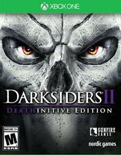Darksiders 2 Deathinitive Edition (Nordic Games) (xb1ngi02039)