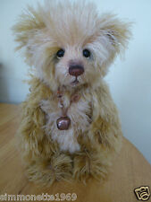 Charlie Bears 10th Anniversary Collectors Club Mohair 2015 Cheesecake
