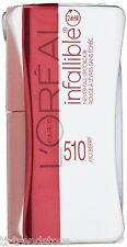 L'Oreal Infallible Indefectible Never Lippenstift Lip Duo 24H 510 MULBERRY Neu