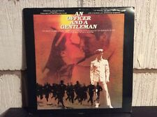 An Officer And A Gentleman OST LP ISTA3 Film 80's Richard Gere Van Morrison EX
