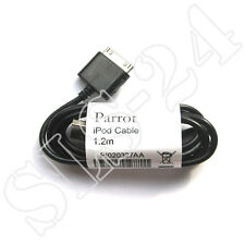 Parrot radio iPod iPhone 4 4s cable de conexión de 1,2 metros para Apple 30-pin a USB