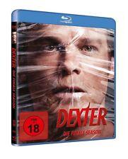 4 Blu-rays * DEXTER -  FINALE STAFFEL / SEASON  8  # NEU OVP ==