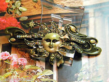 Kirks Folly Sunshine On My Shoulder Barrette (Brasstone) large free fast ship