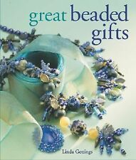 Great Beaded Gifts by Linda Gettings Beading Instructions Pattern BOOK