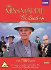 Miss Marple Complete Series DVD Box Set All 12 Movies Joan Hickson New Original