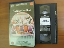 VINTAGE VHS Video Tape Freebie and the Bean Movie Clamshell James Caan