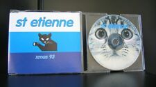 St Etienne - I Was Born On Christmas Day 4 Track CD Single