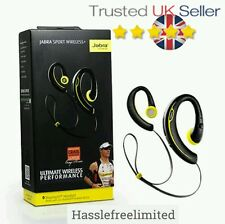 GENIUNE JABRA SPORTS WIRELESS + PLUS BLUETOOTH HEADSET MUSIC FM CALLS