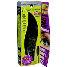 PF23 Physician's Formula Organic wear 100% Natural Lash Boosting Mascara, Black