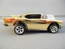 HOT WHEELS SHINERS 5 PACK CUSTOM '57 CHEVY LOOSE