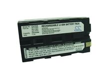 7.4V battery for Sony HDR-FX1E, DSR-PD100AP, DCR-TRV210, CCD-TR311E, DCR-TV900