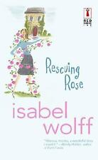 Rescuing Rose (Red Dress Ink (Numbered Paperback))-ExLibrary
