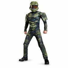 Halo Master Chief Costume Child Size Small 4-6