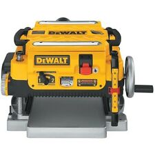 "DeWalt 13"" Three Knife, Two Speed Thickness Planer  #DW735R"