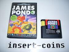 James Pond 3    -   Sega Mega Drive / MD / Pal  #9