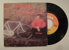 """ANDREA LO VECCHIO""""LI' /brutto muso , disco 45 giri, CBS 1978"""""""