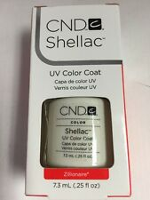 "CND SHELLAC 40527 ""ZILLIONAIRE "" Gel Polish UV/LED Cure, last up to 2 weeks"