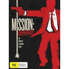 Mission Impossible: The Complete Television Series 1+2+3+4+5+6+7 DVD Box Set R4