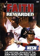 DVD - Sports - Faith Rewarded: The Historic Season of the 2004 Boston Red Sox