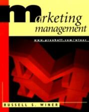 Marketing Management by Russell Winer (1999, Hardcover)