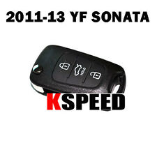 [Kspeed] Folding remote control key for Hyundai 2011 2012 2013 YF Sonata