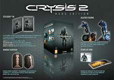 Crysis 2 Nano Edition for PC by Crytek, 2011, Post-Apocalyptic, Sci-Fi, Sealed