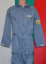 Bulgarian Army Air Force PILOT Flying SUIT Coverall