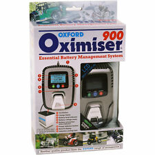Cargador Batería Cargador 12V 1,2-30 Ah Gel Oxford Oximiser 900 OF571