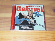GUNTER GABRIEL - HEY BOSS, MEINE SONGS / ALBUM-CD 2004 OVP! SEALED!