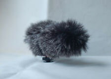 SHOTGUN MIC FURRY WINDSHIELD WIND MUFF  for Rode VideoMic GO Microphone